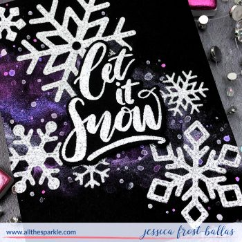 Let it Snow by Jessica Frost-Ballas