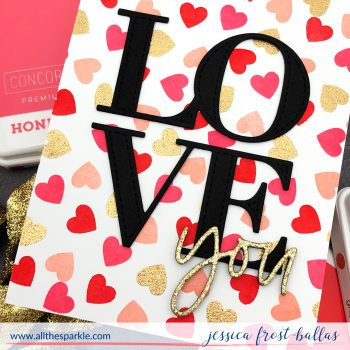 Love You by Jessica Frost-Ballas for Concord and 9th