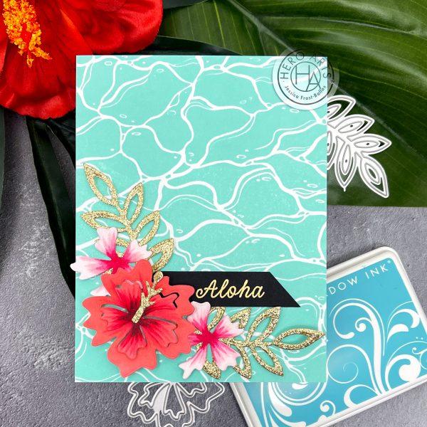 Aloha by Jessica Frost-Ballas for Hero Arts