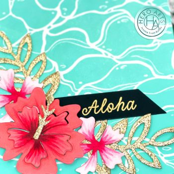 Aloha by Jessica Frost-Ballas for Hero Arts
