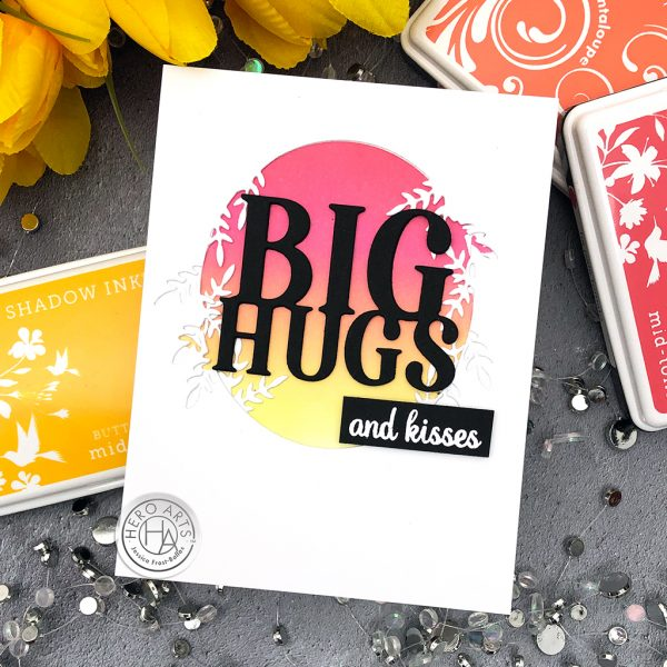 Big Hugs by Jessica Frost-Ballas for Hero Arts
