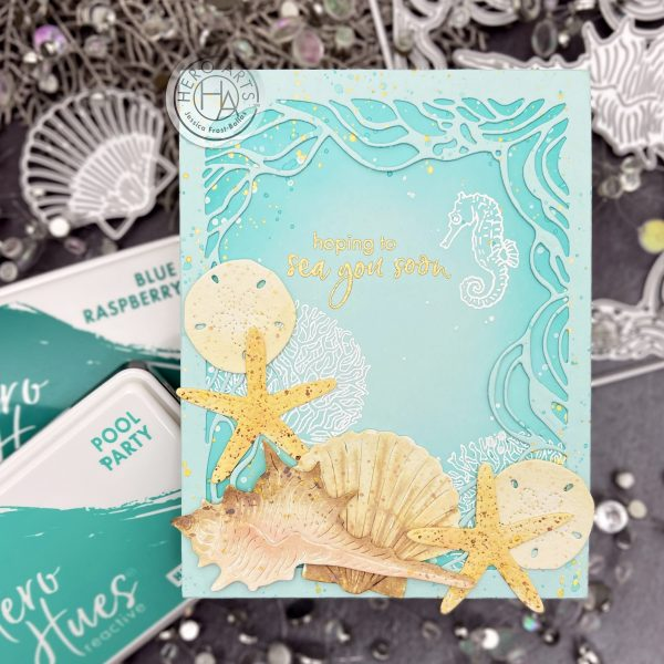 May My Monthly Hero by Jessica Frost-Ballas for Hero Arts