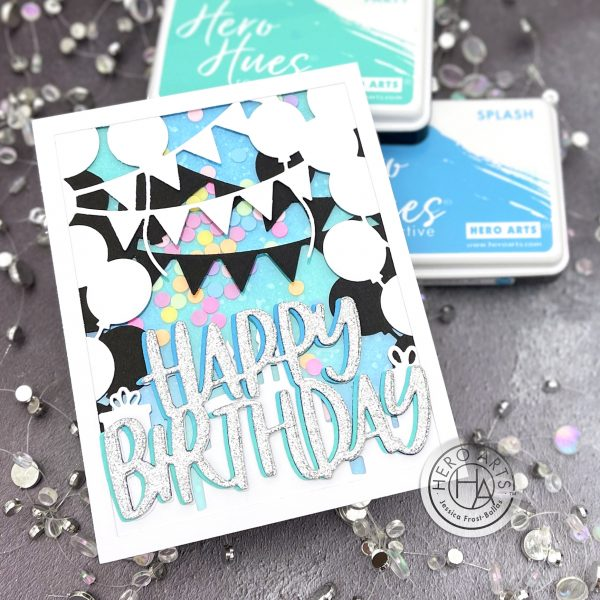 June My Monthly Hero Kit by Jessica Frost-Ballas for Hero Arts