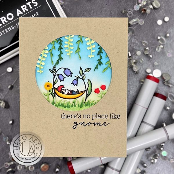 July 2021 My Monthly Hero Kit by Jessica Frost-Ballas for Hero Arts