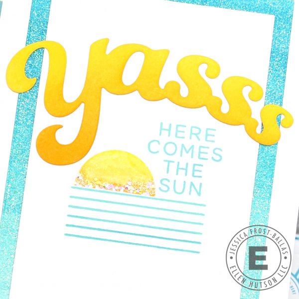 Stay Cool by Jessica Frost-Ballas for Ellen Hutson
