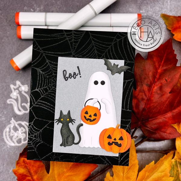 Halloween Icons by Jessica Frost-Ballas for Hero Arts