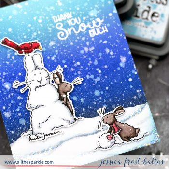 Flurries of Fun by Jessica Frost-Ballas for Colorado Craft Company